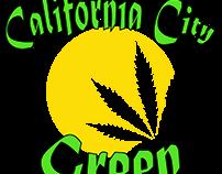 California City Green logo