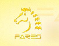 Fares Co. Branding logo
