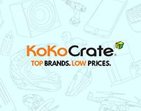 KokoCrate Web Marketing
