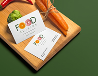 Restaurant Logo and Website Presentation