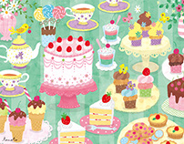 Sweet Treats Puzzle