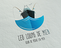 Les loups de mer | Logo Design