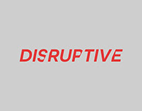 Branding Identity of Disruptive