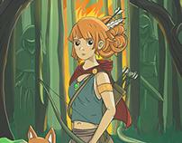 Robin Hood's daughter