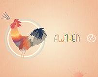 Awaken – Logo / Branding