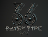 SymmeType / 36 Days Of Type 2016