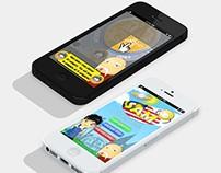 SAM iPhone Application