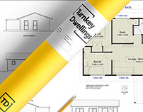 Turnkey Dwellings Branding