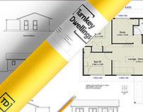 Turnkey Dwellings Branding