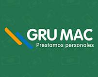 Grumac - Diseño Web