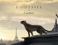 CARTIER  L'ODYSEE / ART DIRECTION