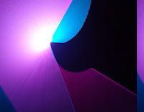 Audio-visual Laser Show