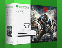 Xbox. Packaging for Bundles