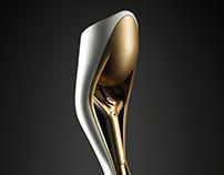 SOLEIS Prosthetic Leg