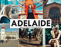 Free Adelaide Mobile & Desktop Lightroom Preset