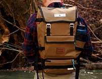 Water & Stone | Fly Fishing Backpack