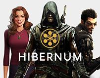 Site web - Hibernum