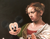Madonna of Mickey Mouse