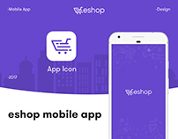 Eshop Online Shopping Mobile App