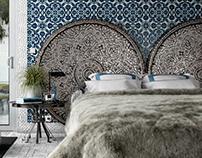 Tunisian style