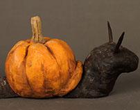 Pumpkin Snail