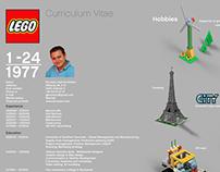 Lego CV