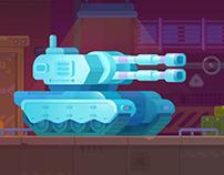 Tank Stars - Coalition