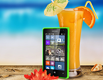 Microsoft Lumia Pakistan | Social Media