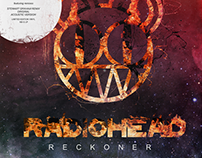 Radiohead Reckoner Remix Design