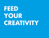 """Feed Your Creativity"" POLI.design campaign"