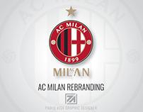 AC Milan Rebranding