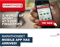 Marathon Bet newsletter