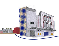 RONDA IBERIA. Cinemateca de Tánger