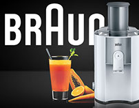 Braun - Website
