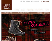 Happy Walk - Email Marketing