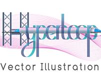 Hyperloop Illustration