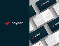 Abyser | Visual Identity & Branding