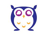 Sleeping Owl Napmat Logo
