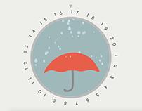 Rain Timer