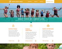 Summer Camp | Website