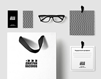 Brand for photographer Dmitriy Nasonov