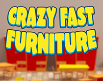 Crazy fast furniture - Video game