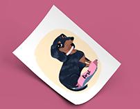 Tu Mascota Ilustrada