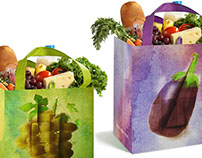 Raley's reusable bag concepts