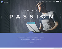 QUDOS - Elementor WordPress Theme