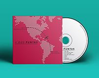 Design of Album A dos puntas