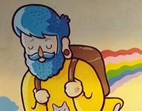 Nyan Hipster