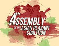 Thematic Logo for Asian Peasant Coalition
