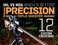 Precision Rifle Shooter magazine 2018 issue 2