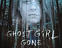 Ghost Girl Gone - a series of book covers